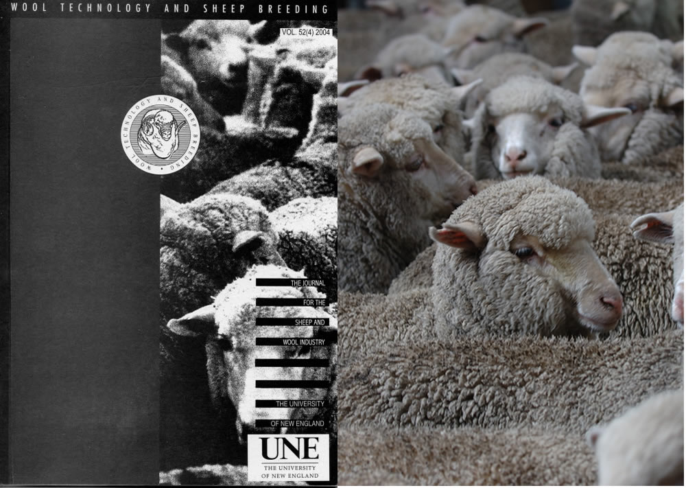 International Journal of Sheep and Wool Science